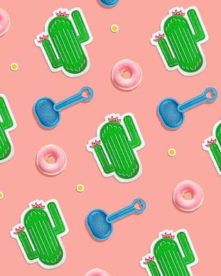 Ponton w kształcie kaktusa