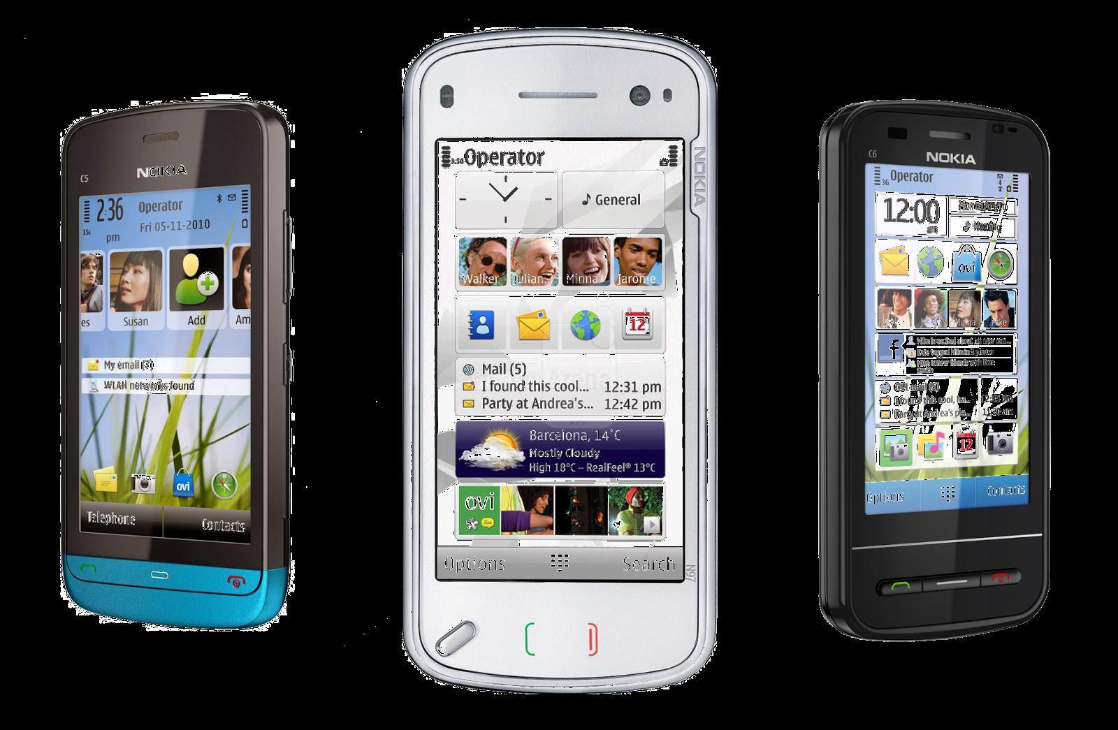 Cara Membebaskan Hak Akses Pada Hp Symbian S60V5