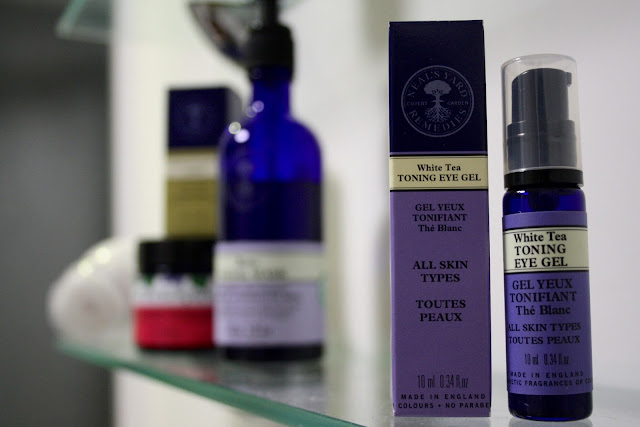 neal's yard remedies white tea eye gel review