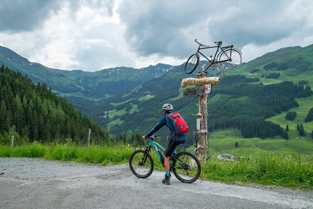 E-Bike and Hike  Hochsaalbachkogel  Saalbach-Hinterglemm 11
