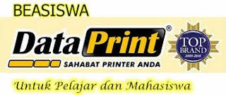 Data Print Informasi