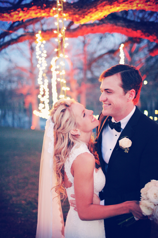 Rustic+classic+traditional+black+tie+platinum+wedding+bride+groom+rowing+country+club+purple+modern+succulents+succulent+centerpieces+lighting+lights+Gideon+Photography+25 - Black Tie & Cowboy Boots Required