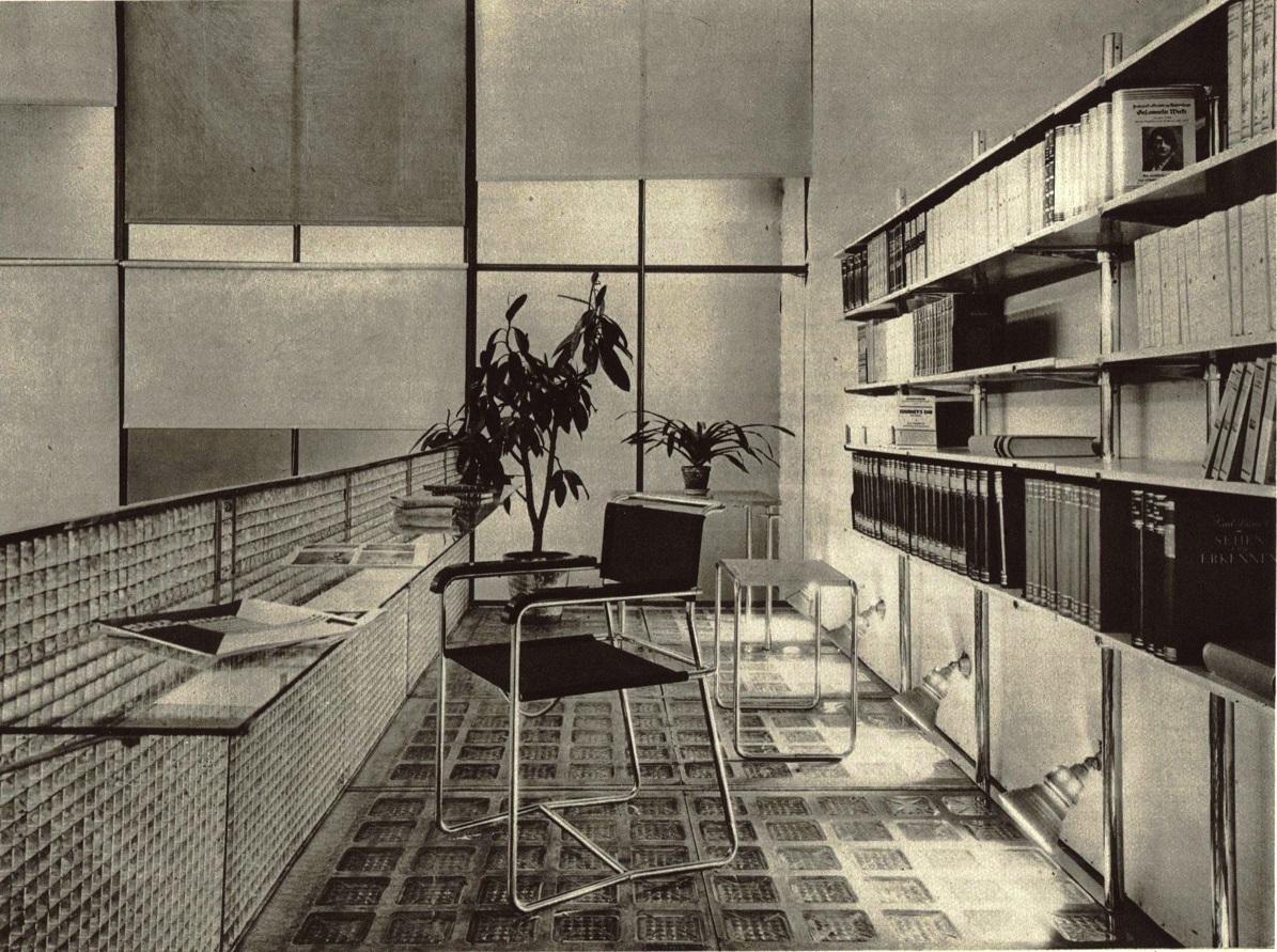 Art utile bauhaus r ception fran aise en 1930 for Salon leleu