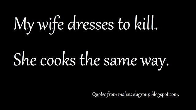 fun sayings on wives
