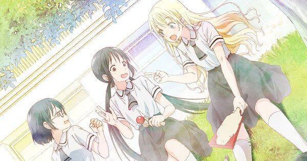 Download Opening Ending Anime Asobi Asobase Full Version