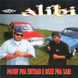 RAP CD BAIXAR ALIBI