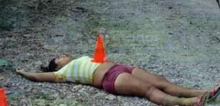 Ejecutan a una mujer en calles de Tecpan Guerrero
