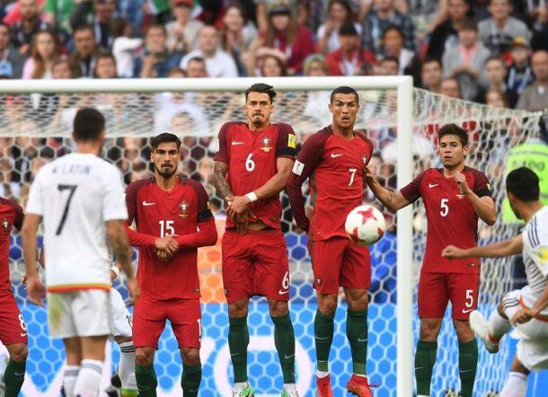 Portugal vs Meksiko