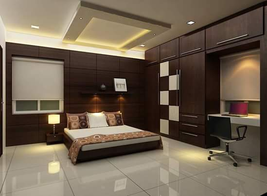 Interior Designing Ideas For Home: Interior Designer In Thane: 30 Modern Bedroom Interior