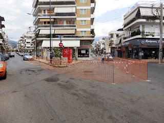 Η Μπουλούκου και Αθηνών μετατρέπεται σε Πλατεία του Έπους