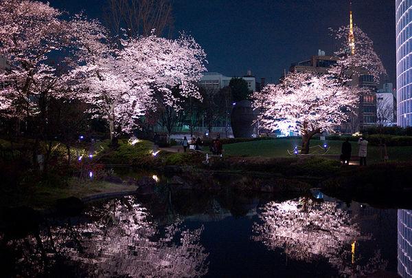 Taman Menara Bukit Roppongi