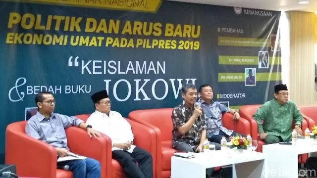 Luncurkan Buku 'Keislaman Jokowi', Dosen UI Ini Tepis Jokowi Anti-Islam