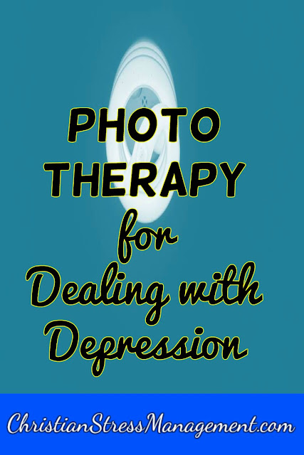 PhotoTherapy for Dealing with Depression