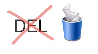 Как восстановить удаленное письмо