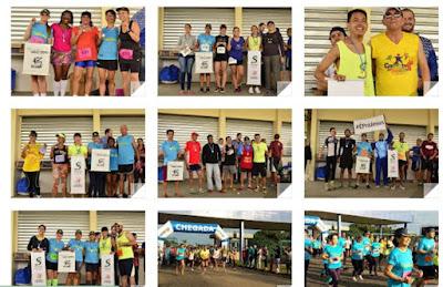 Mais de 230 atletas participam da 2ª etapa do Circuito de Corrida e Caminhada de Registro-SP