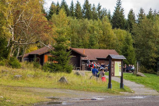 Bad Harzburger Teufelsstieg  Wanderung-Harz  Wandern – Von Bad-Harzburg auf den Brocken  Wandern-im-Harz  Abstieg Goetheweg zum Torfhaus 09