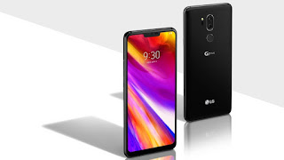 LG G7 ThinQ Flagship Phone Launched with 4GB RAM, Dual Camera