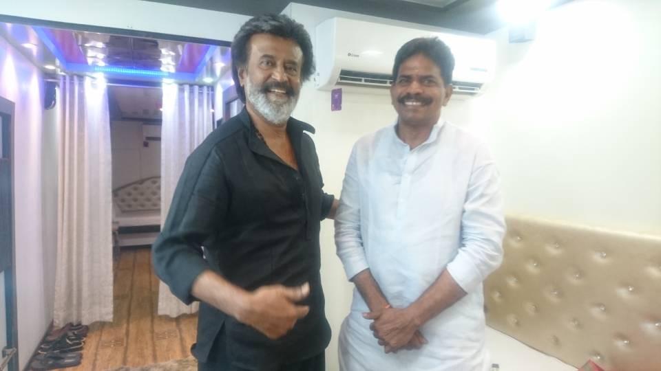 Rajinikanth Completes Shooting In Mumbai Portion of Kaala