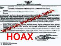Surat Palsu BKN Beredar, BKN Pusat HImbau Masyarakat Untuk Berhati-Hati