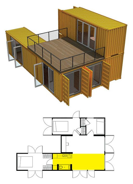 Container Homes Design 6