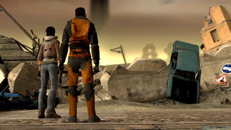 Half Life 2 Episode 1 PC Screenshot