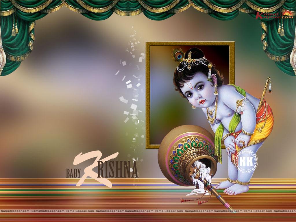 Jay Swaminarayan Wallpapers: Bal Krishna Images