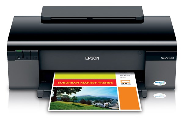 Epson WorkForce 30 Driver Download