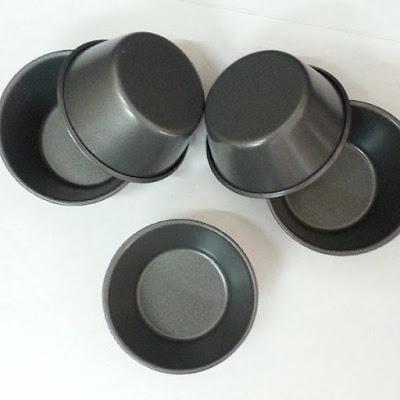 jual Cetakan Kue Cup Muffin Reguler Anti Lengket Teflon murah