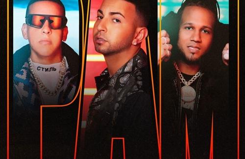 Justin Quiles & Daddy Yankee & El Alfa - PAM