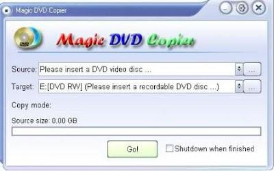 Magic DVD Copier 7.0.0