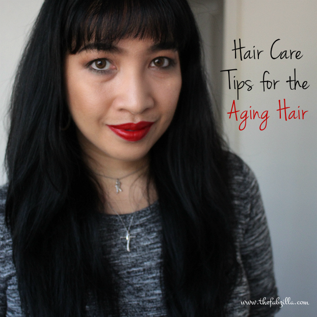 Hair Care Tips for the Aging Hair, hairstyles to look younger