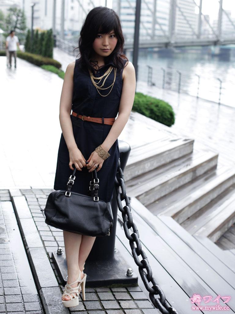 JAV Beauties: [mywife]No. 423 Yuna Wakui