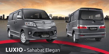 Harga Kredit Daihatsu Luxio 2019