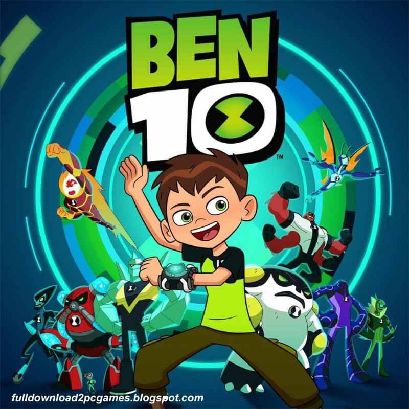 Ben 10 Free Download PC Game