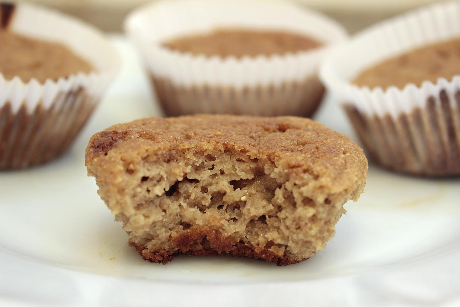 Receita fácil de Muffins de Banana