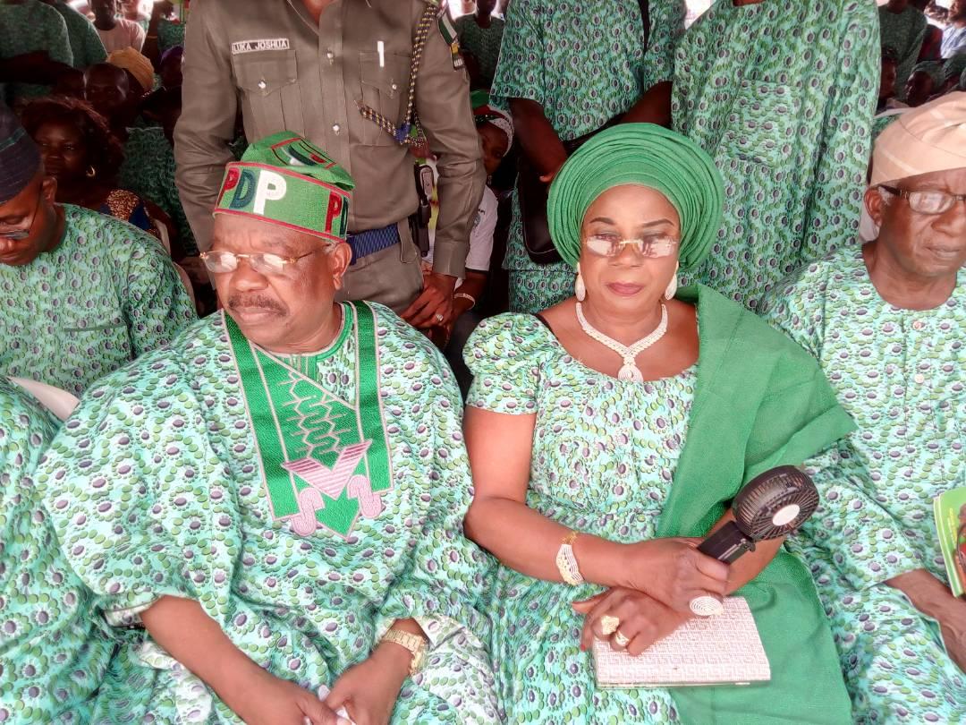 Image result for Osun PDP guber aspirant  Albert Adeogun