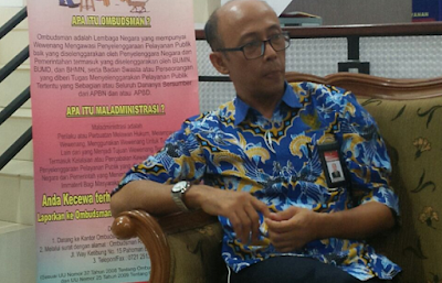 Pelaporan Kepada Ombudsman Lampung Didominiasi Keluhan Pelayanan KTP-el
