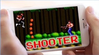 Game Contra Evolution Shooter Apk