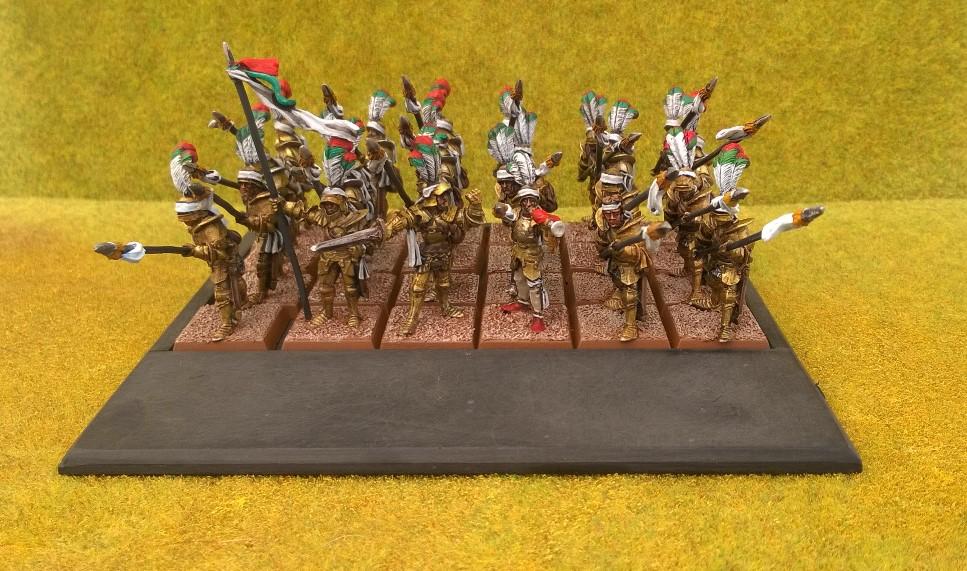kislev - Army of Kislev 01