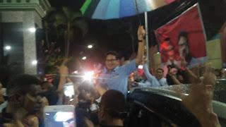 Sandiaga Uno,Masyarakat Cirebon Sangat Welcome  Kepada Siapapun