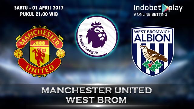 Prediksi Manchester United vs West Brom 01 April 2017 (Liga Inggris)