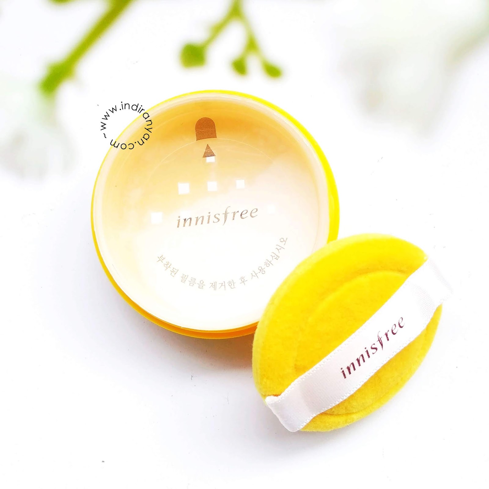 innisfree-no-sebum-mineral-powder, innisfree-no-sebum-mineral-powder-review-indonesia