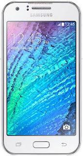 Cara Screenshot Samsung Galaxy J1 Ace