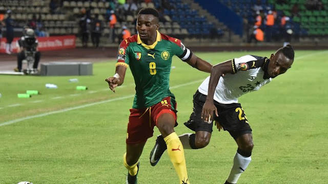 Moukandjo keen to hear Lions roar in Russia