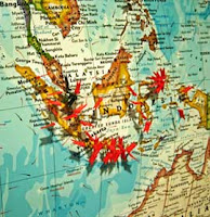 peta indonesia situs israel