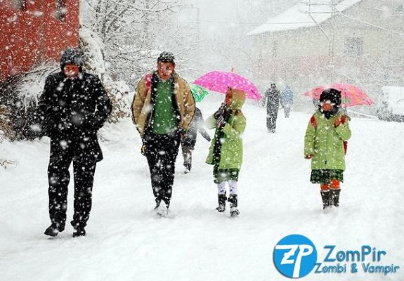 Ankara kar tatili 29 aralık