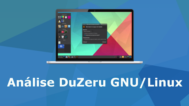 DuZeru GNU/Linux Review