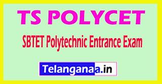 TS POLYCET 2017 Telangana SBTET Polytechnic Entrance Exam