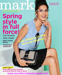 Avon mark. Campaigns 8 & 9 3/18/16 - 4/14/17 Shop mark. >>>
