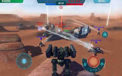 War Robots v3.5.0 Mod APK  2